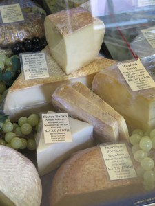 Sussex cheeses