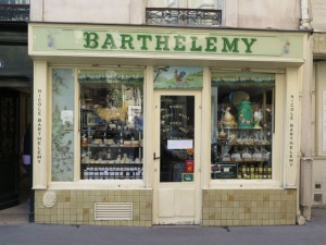 Barthelemy fromagerie in Paris